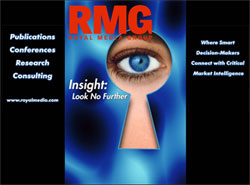 RMG Exhibit Booth